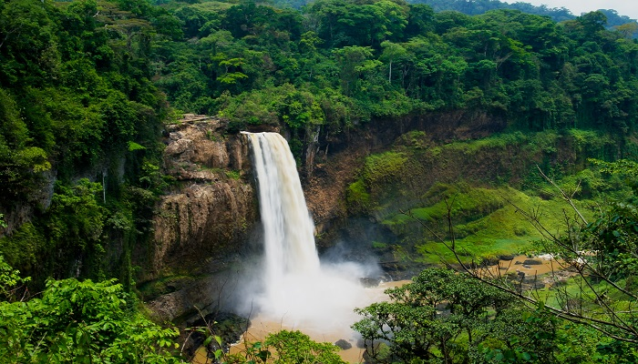cameroon waterfalls